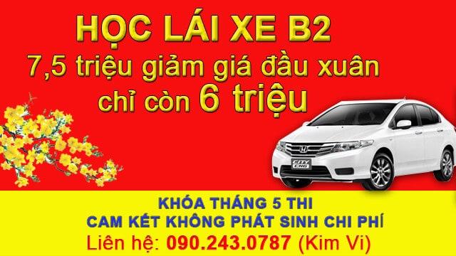 dang ky hoc bang b2 2017 - 7 Cách Lừa Đảo Học Viên Đăng Ký Học Thi Lái Xe Ôtô ở HCM