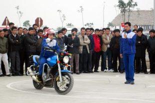 Đào Tạo: Học & Thi Giấy Phép Lái Xe Máy Hạng A2 (xe moto phân khối lớn>175cc) 40