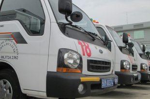 Học thi sát hạch bằng lái xe ôtô tải hạng C 4