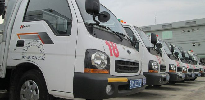 Học thi sát hạch bằng lái xe ôtô tải hạng C - Trường đào tạo & thi sát hạch lái xe tại TP Hồ Chí Minh