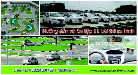 video bài thi thực hành sa hình lái xe b2 - tai-lieu-huong-dan-meo-di-thi-bang-lai-xe - 11 bài thi thực hành B2 (đã bổ sung bài thi ghép xe ngang)