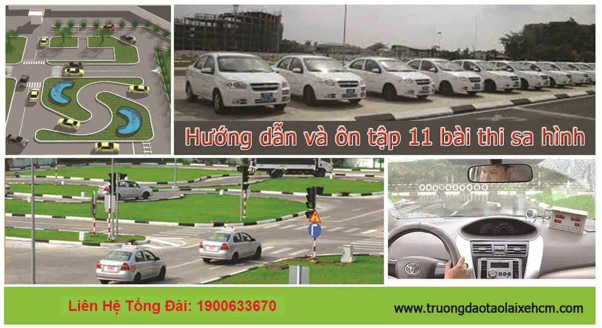Hire Teacher + Car: HANDLEBAR DRIVE AUTOMOTIVE FLOOR & AUTOMATIC NUMBER IN HCMC 8