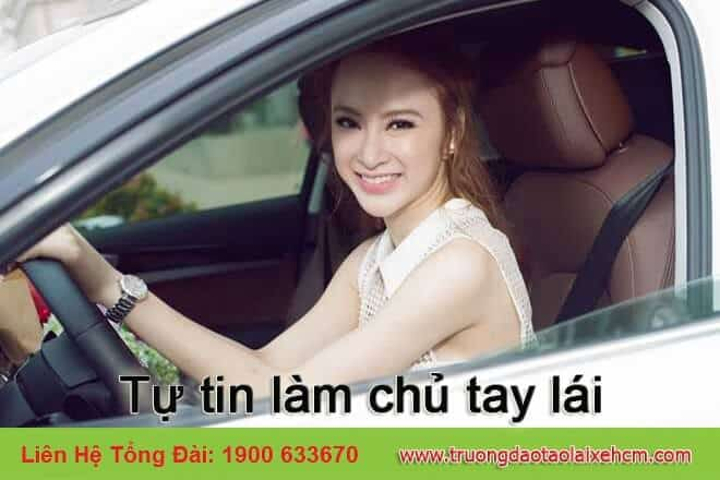 Hire Teacher + Car: HANDLEBAR DRIVE AUTOMOTIVE FLOOR & AUTOMATIC NUMBER IN HCMC 2