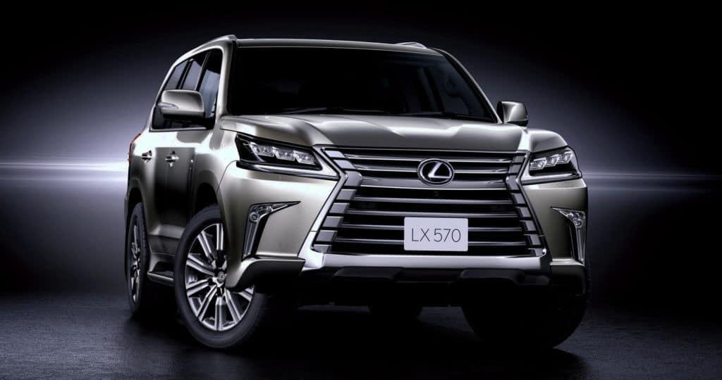 Lexus Lx570, Lexus - review-xe - CHI TIẾT LEXUS LX570 2016
