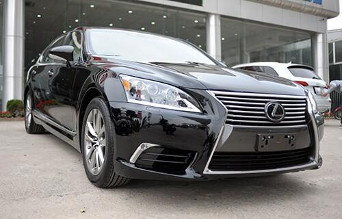 Lexus LS460L 2016 viet nam - Những lưu ý thường gặp khi mua xe mới