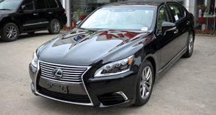 ĐÁNH GIÁ XE LEXUS LS460L GIÁ 5,8 TỶ TẠI VIỆT NAM - review-xe