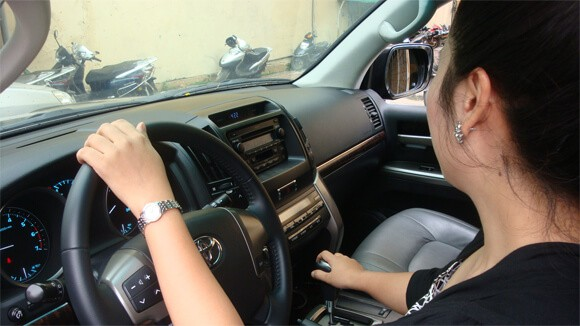 Kinh nghiệm để đời cần thuộc làu cho người lái xe hơi 1