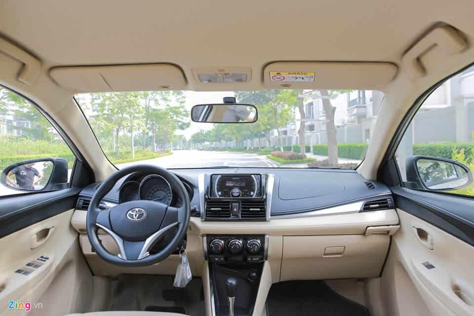 Toyota Vios 2017, Toyota, Dual VVT-I - review-xe - ĐÁNH GIÁ XE TOYOTA VIOS1.5E CVT