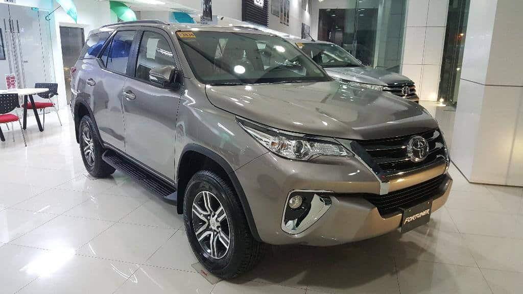 Chia Sẻ Cách Sử Dụng Toyota Fortuner 2017 2