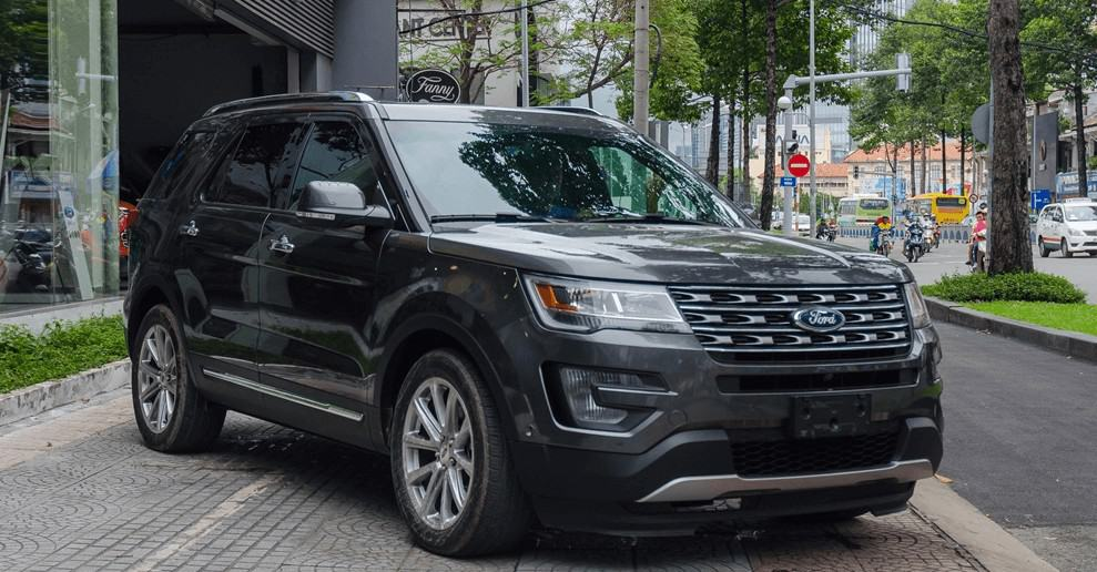INTELLIGENT FEATURES ON FORD EXPLORER 2