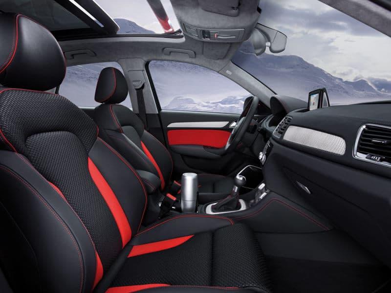 Automobili Audi Q3 Vail 13 - 7 Chú Ý Quan Trong Cho Lái Ô TÔ An Toàn