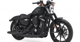 Bài đánh giá về Harley Davidson Iron 883 - 01
