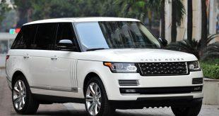 Xe RANGE ROVER BẢNG SV AUTOBIOGRAPHY Đắt Giá Nhất Thế Giới - review-xe