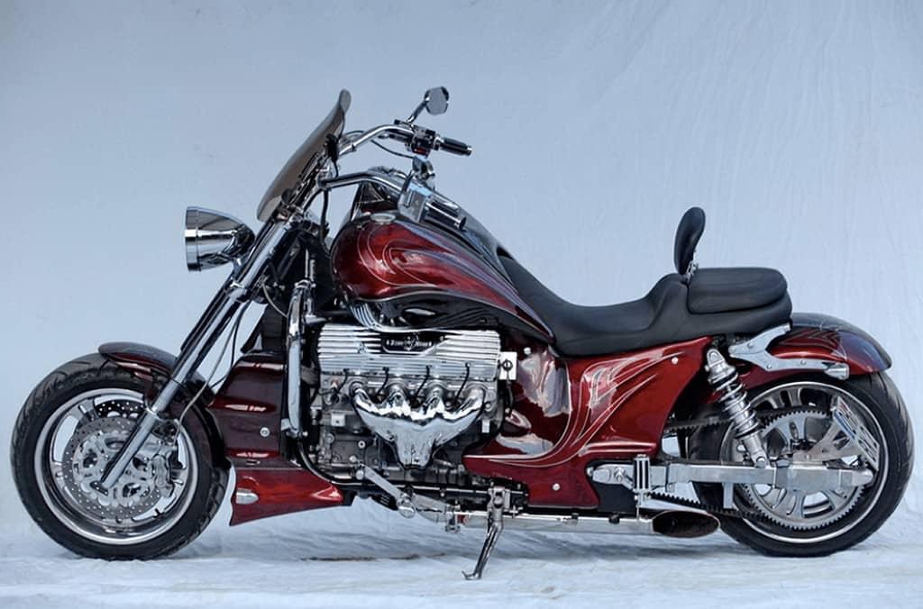 Những lí do xe máy không sử dụng động cơ dầu Diesel 2