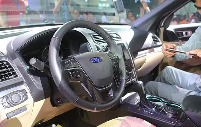 xe thông minh, TÍNH NĂNG THÔNG MINH, Ford Explorer - tin-tuc-chia-se - TÍNH NĂNG THÔNG MINH TRÊN FORD EXPLORER