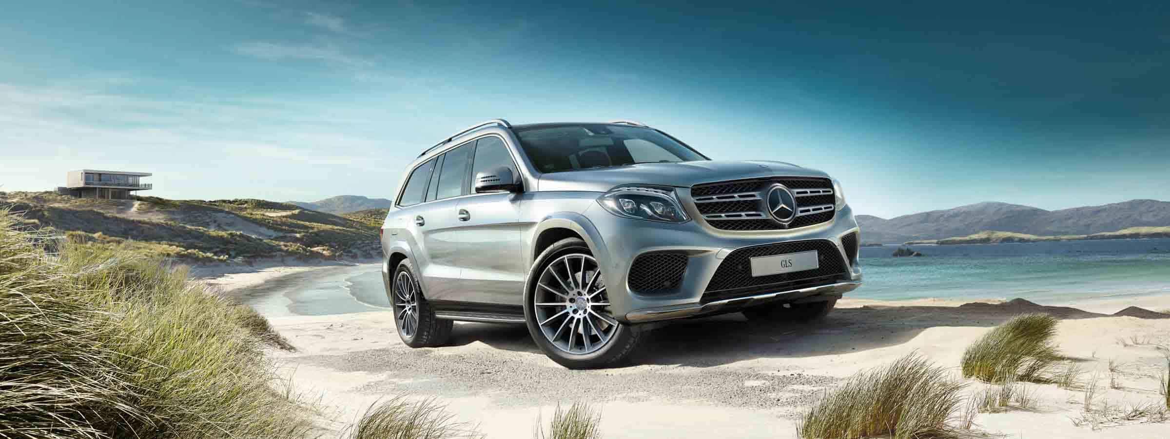 OFFROOT, Mercedes Benz, MERCEDES – BENZ GLS –SUV, GLS 350D - review-xe - ĐÁNH GIÁ XE MERCEDES – BENZ GLS –SUV