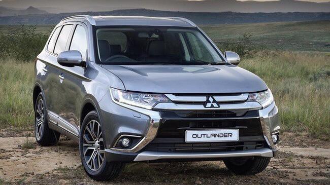 Đánh giá nhanh Mitsubishi Outlander lắp ráp tại Việt Nam 3
