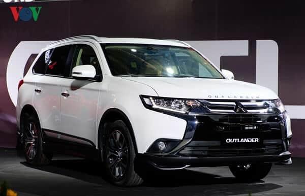 Đánh giá nhanh Mitsubishi Outlander lắp ráp tại Việt Nam 4