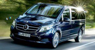 Khám Phá Mercedes-Benz V 220d, MPV Hạng Sang - review-xe