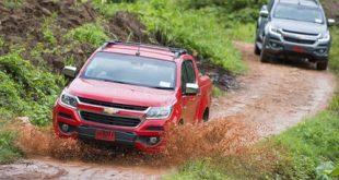 "Chevrolet Trailblazer Offroad Thách Thức ""Thánh"" Fortuner - review-xe"