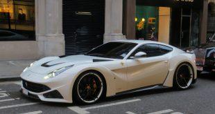 Đánh giá xe Ferrari F12 berlinetta với doanh nhân Quốc Cường - review-xe