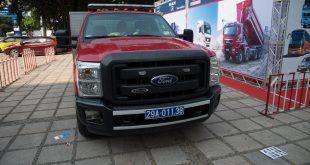 Ford F 350 phien ban canh sat chua chay 310x165 - Ford F-350 Super Duty Phiên Bản PCCC