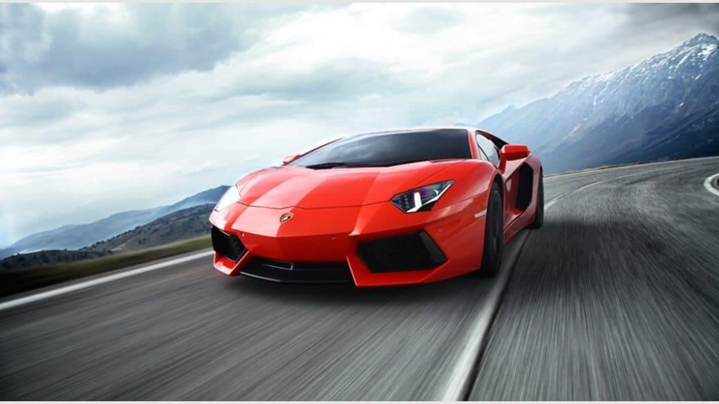 Sản xuất chế tạo siêu xe Lamborghini Aventador 1