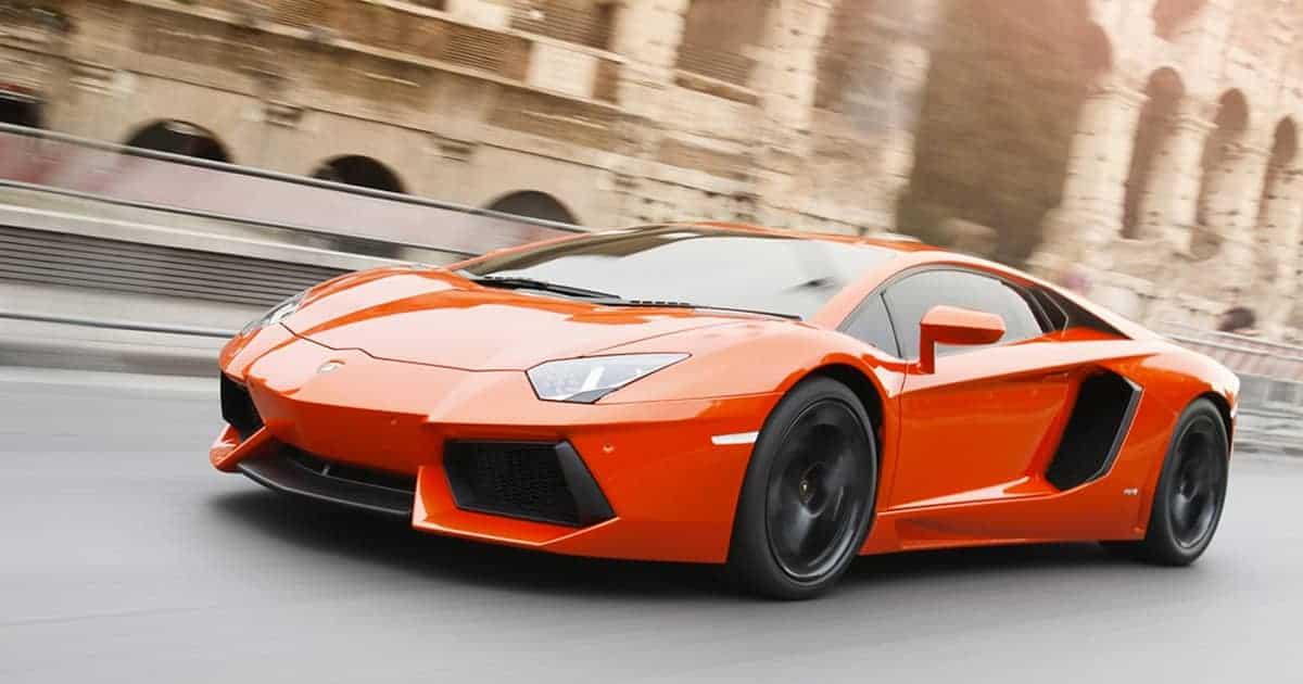 Sản xuất chế tạo siêu xe Lamborghini Aventador 4
