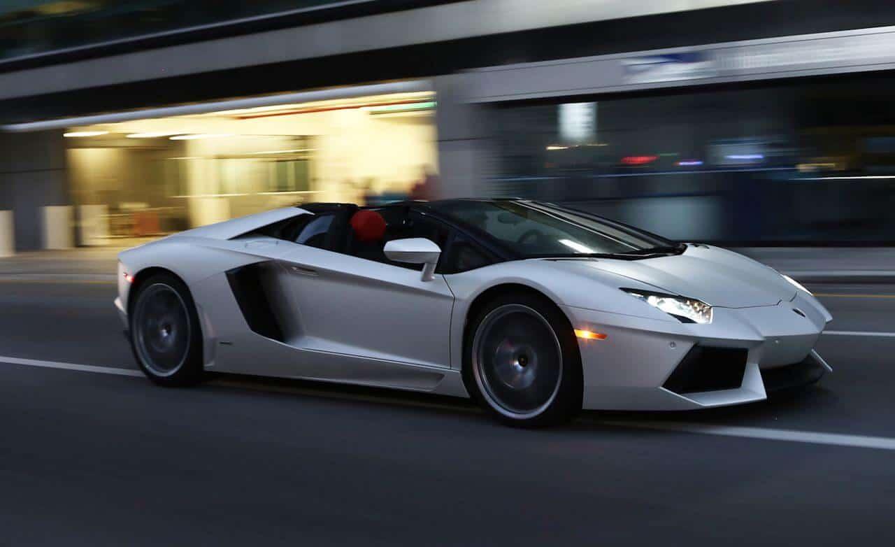 Sản xuất chế tạo siêu xe Lamborghini Aventador 5