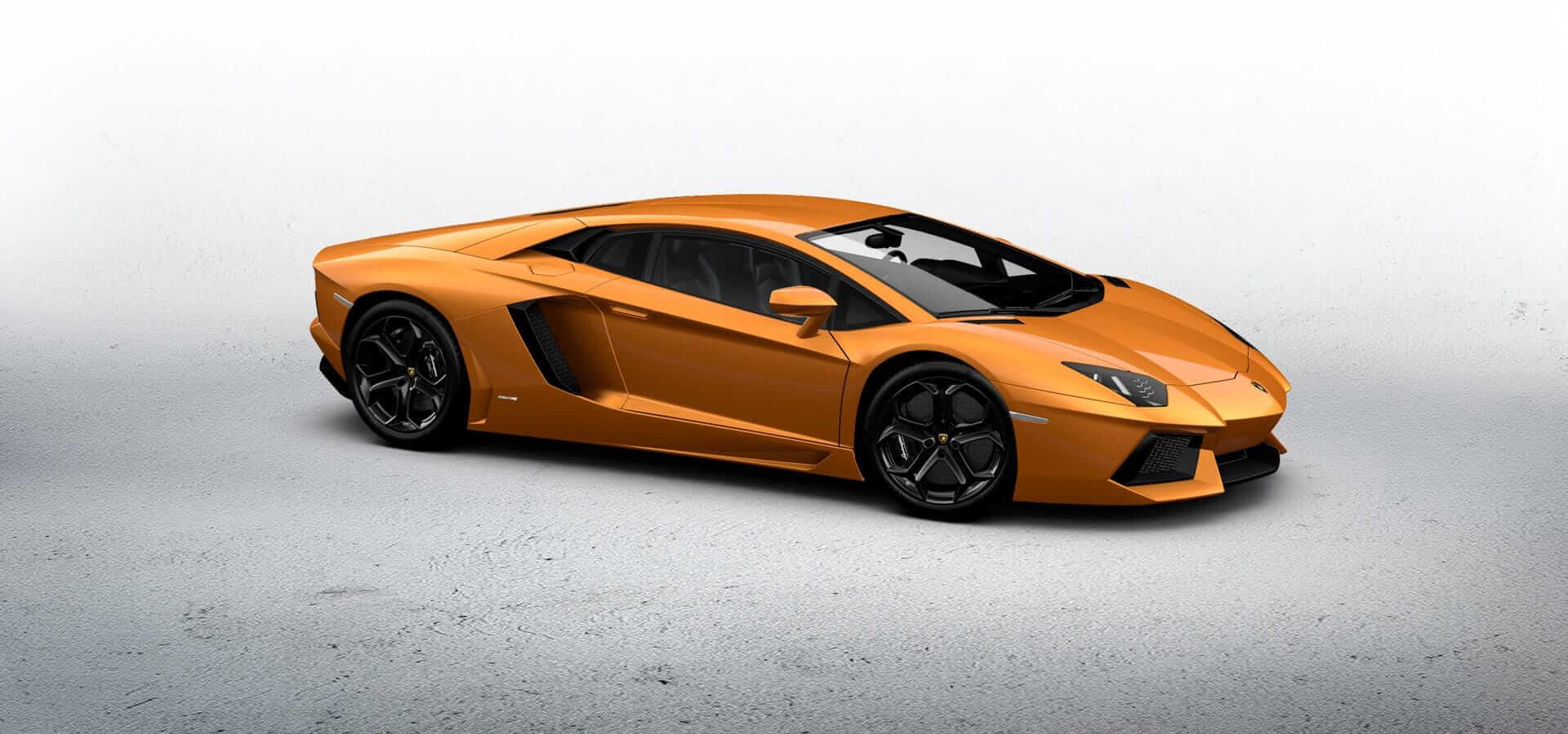 Sản xuất chế tạo siêu xe Lamborghini Aventador 6