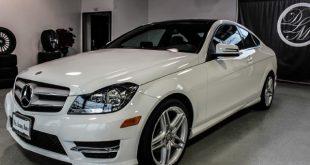 Đánh giá xe Mercedes-Benz C250 AMG - review-xe