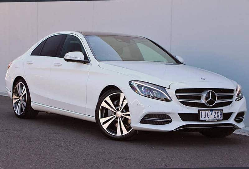 Mercedes Benz C250 sx - Đánh giá xe Mercedes-Benz C250 AMG