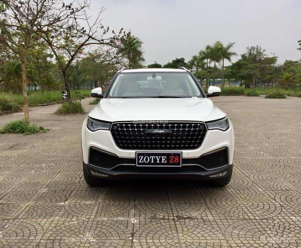 Zotye Z8, Ô Tô Trung Quốc, Mercedes Benz - review-xe - Khám Phá Chiếc Zotye Z8 Trung Quốc Sản Xuất Thế Nào?