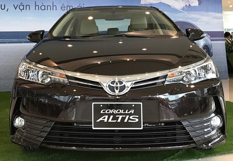 Toyota Altis phiên bản 1.8E và 1.8G 2018 có gì khác nhau? 5