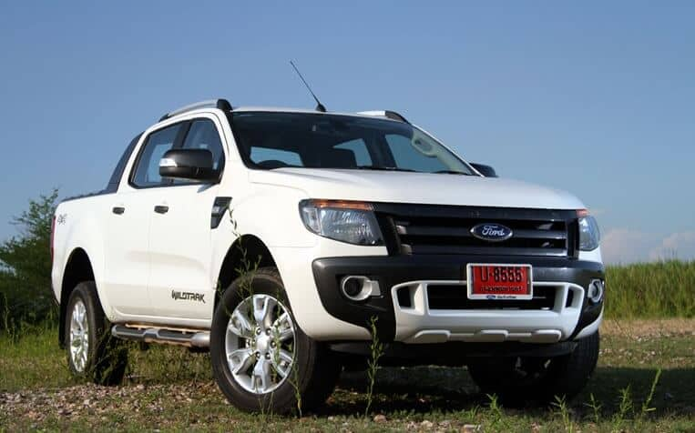 Khám Phá Ford Ranger Với Độ Khủng Chất Tại Việt Nam 4