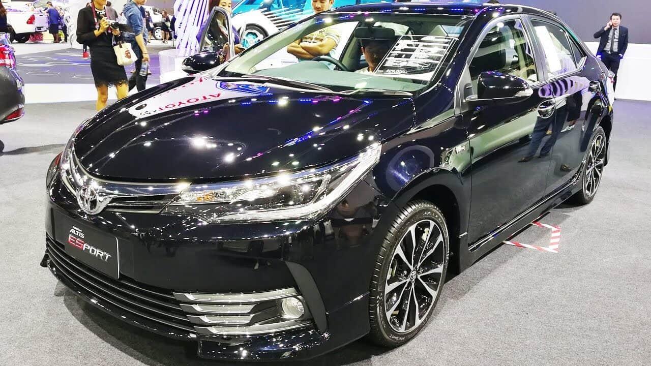 Toyota Altis phiên bản 1.8E và 1.8G 2018 có gì khác nhau? 9