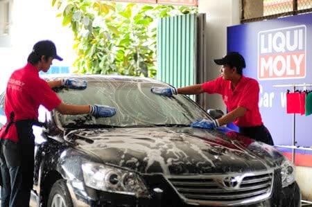 Rửa Xe Ô Tô, Cách Rửa Xe Ô Tô Chuẩn - tin-tuc-chia-se - Cách Rửa Xe Ô Tô Tại Nhà Chuẩn Chất