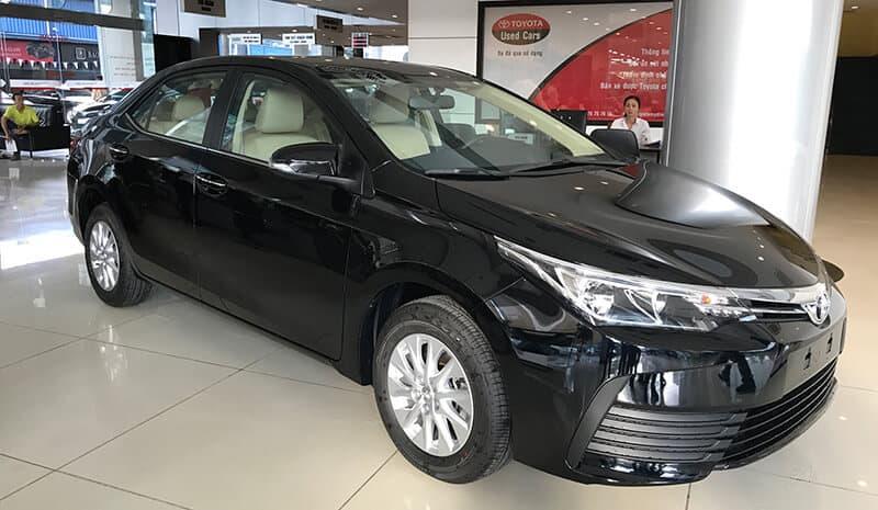 Toyota Altis phiên bản 1.8E và 1.8G 2018 có gì khác nhau? 10