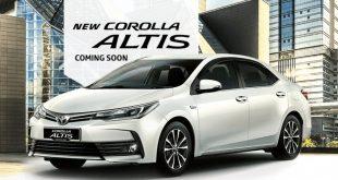 Toyota Altis phiên bản 1.8E và 1.8G 2018 có gì khác nhau? - tin-tuc-chia-se