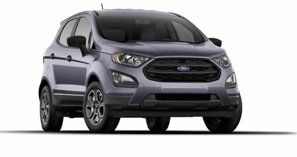 Ford EcoSport 2018, Ford, Ecoboost Titanium - review-xe - Đánh giá chi tiết Ford EcoSport 2018 1.0L AT Ecoboost Titanium