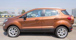 Đánh giá chi tiết Ford EcoSport 2018 1.0L AT Ecoboost Titanium - review-xe