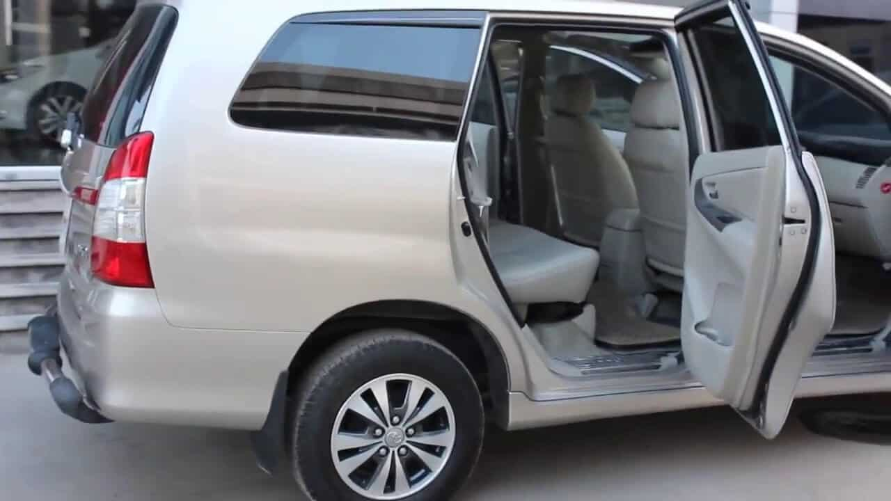 xe innova gia re nhung loai nao - Chọn gói vay nào là hợp với bạn khi mua xe Innova