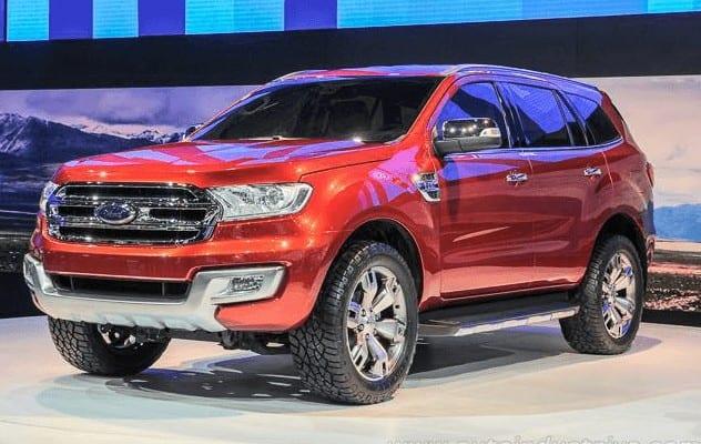 Ford Everest Trend 2.2 có đủ hay để cạnh tranh Toyota Fortuner 2.4G 1