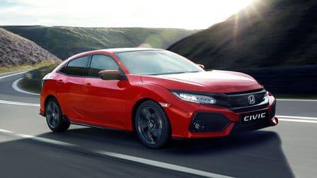 Khám phá ý nghĩa tên gọi các mẫu xe ô tô của Honda 3