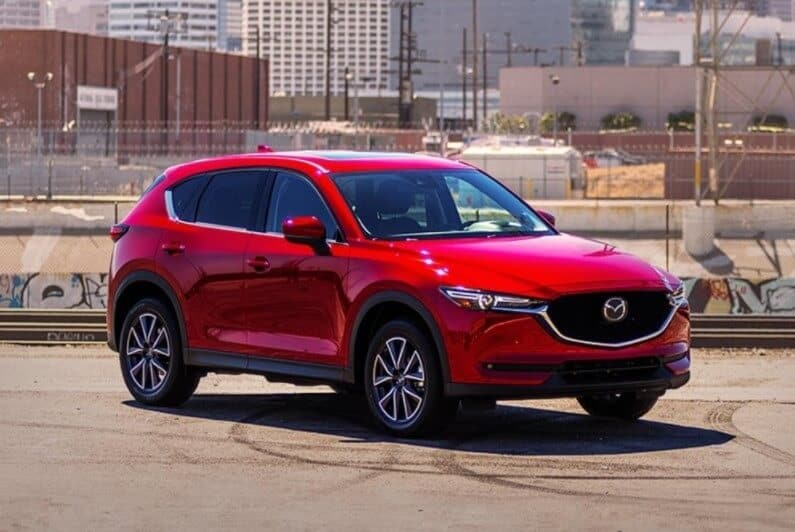 Review Xe Mazda CX-5 2018 9