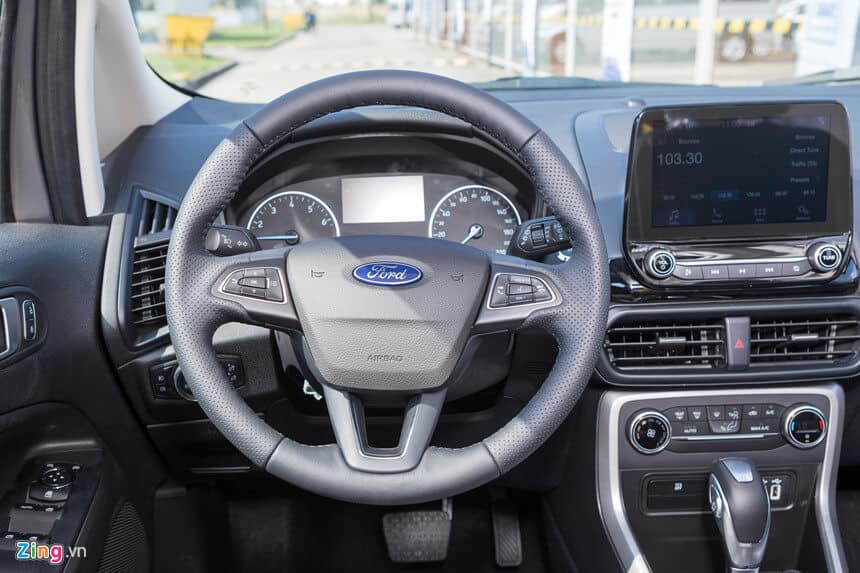 - review-xe - So Sánh Ford Ecosport 2018 Vs Ford Ecosport 2017