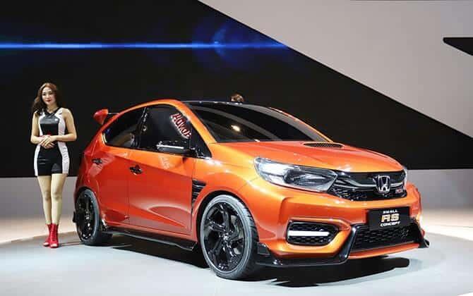Khám phá ý nghĩa tên gọi các mẫu xe ô tô của Honda 6