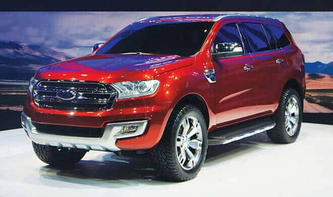 - review-xe - Ford Everest Trend 2.2 vs Toyota Fortuner 2.4G