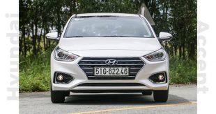 Hyundai Accent 2018 giá từ 425 triệu đồng - review-xe