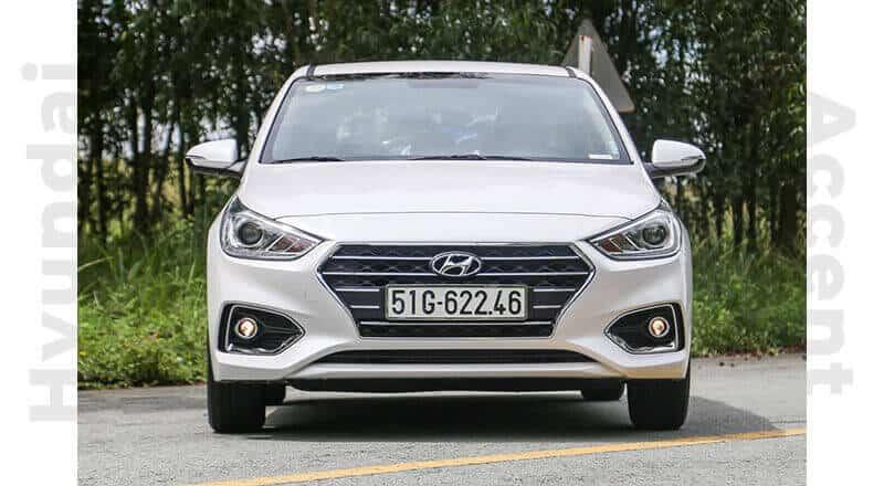 Hyundai Accent 2018 giá từ 425 triệu đồng 3